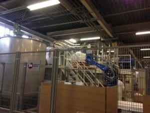 productie systemen en robotisering