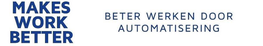 DH Makes work better, beter werken door automatisering