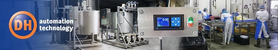 DH Automation Technology industriële automatisering paneelbouw besturingen
