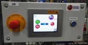 BBedieningspaneel HMI besturingskast paneelbouw