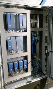 MCC schakelkast besturingskast frequentie regelaars stort en bulkgoed