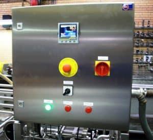 Meet en regeltechniek regeling druk en flow en temperatuur
