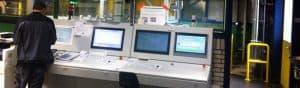 Operator station lessenaar 1