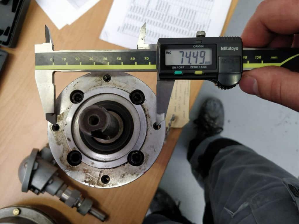 Mechanisch Service onderhoud renovatie 1