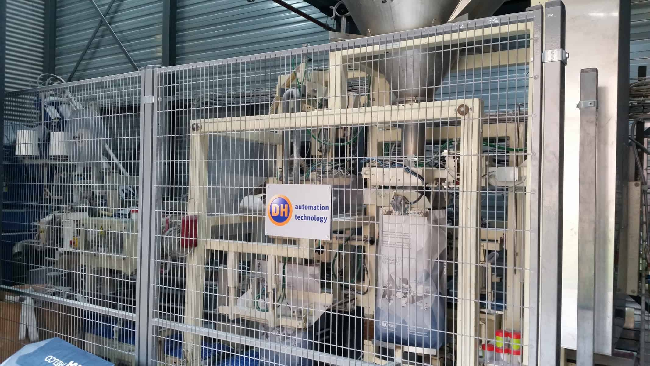 IA Productie machine automatisering