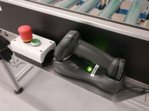 LS Hand barcodescanner