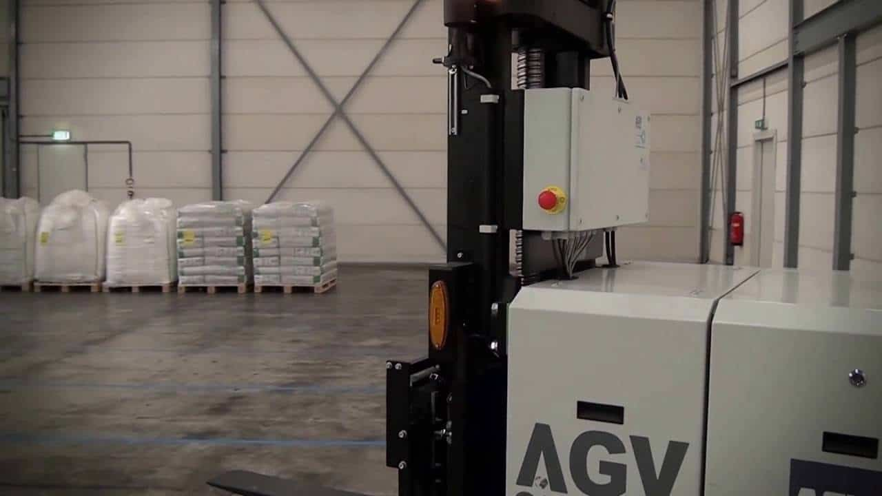 AGV systeem