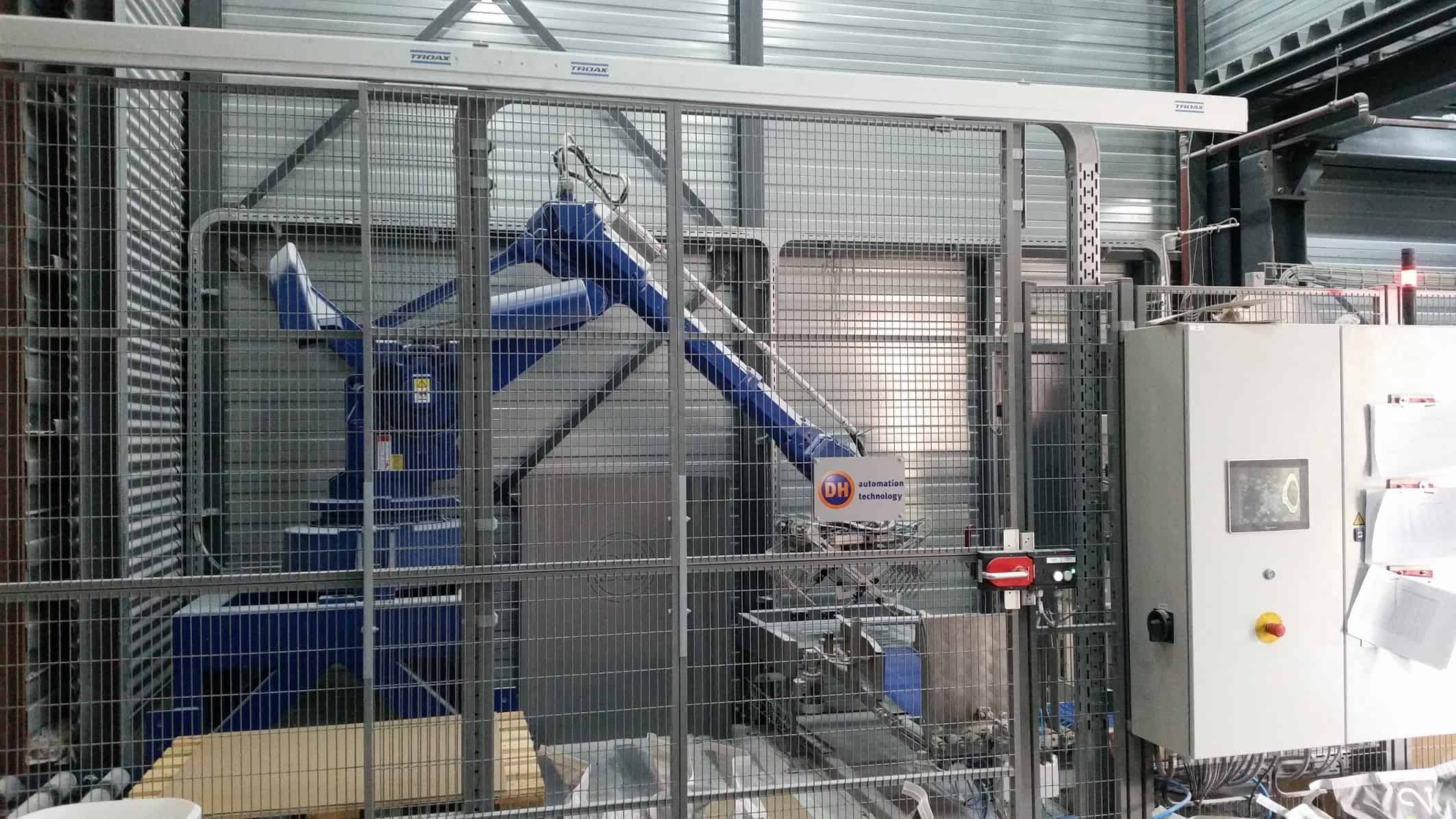 PS Robot zakkenpalletiser