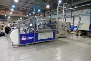 Padhandler voor thermovorm machine GN760