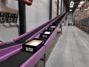 LS Conveyor system