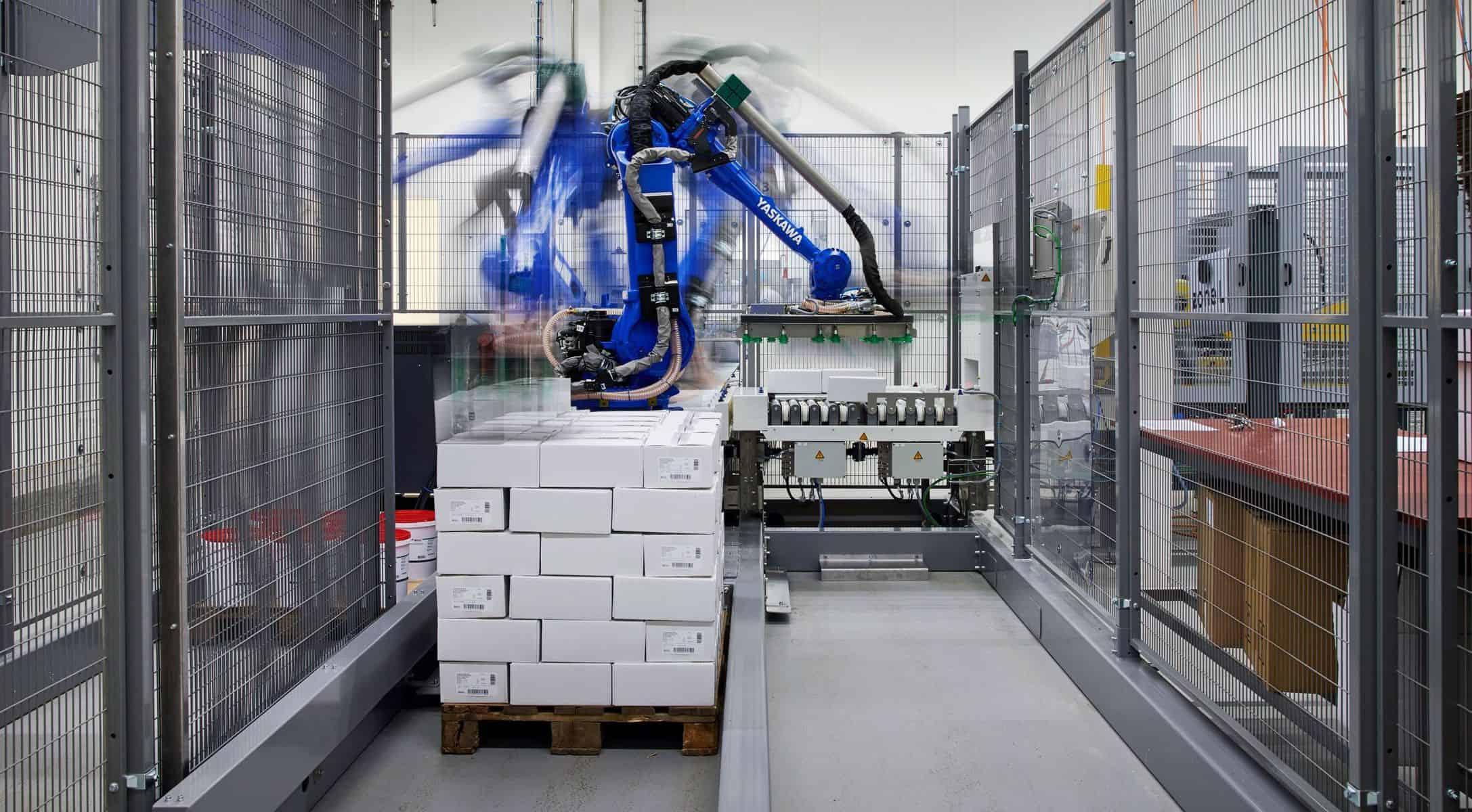 DH robot palliteser PS